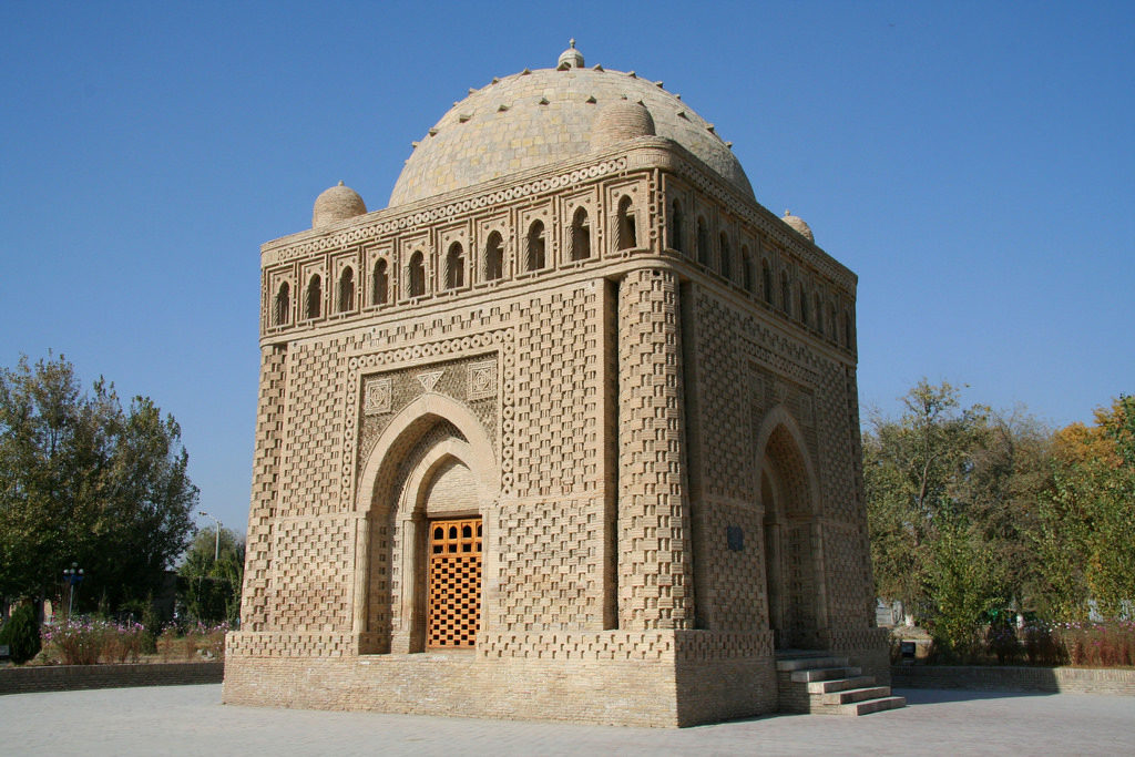 Mausoleum of Samanids